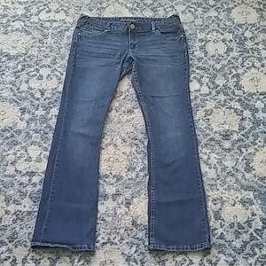 Amethyst Jeans Size 11 Regular